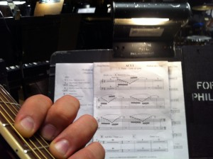 Ten Tips for the Guitarist in the Orchestra